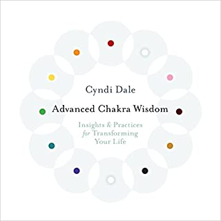 Advanced Chakra Wisdom audiobook cover art