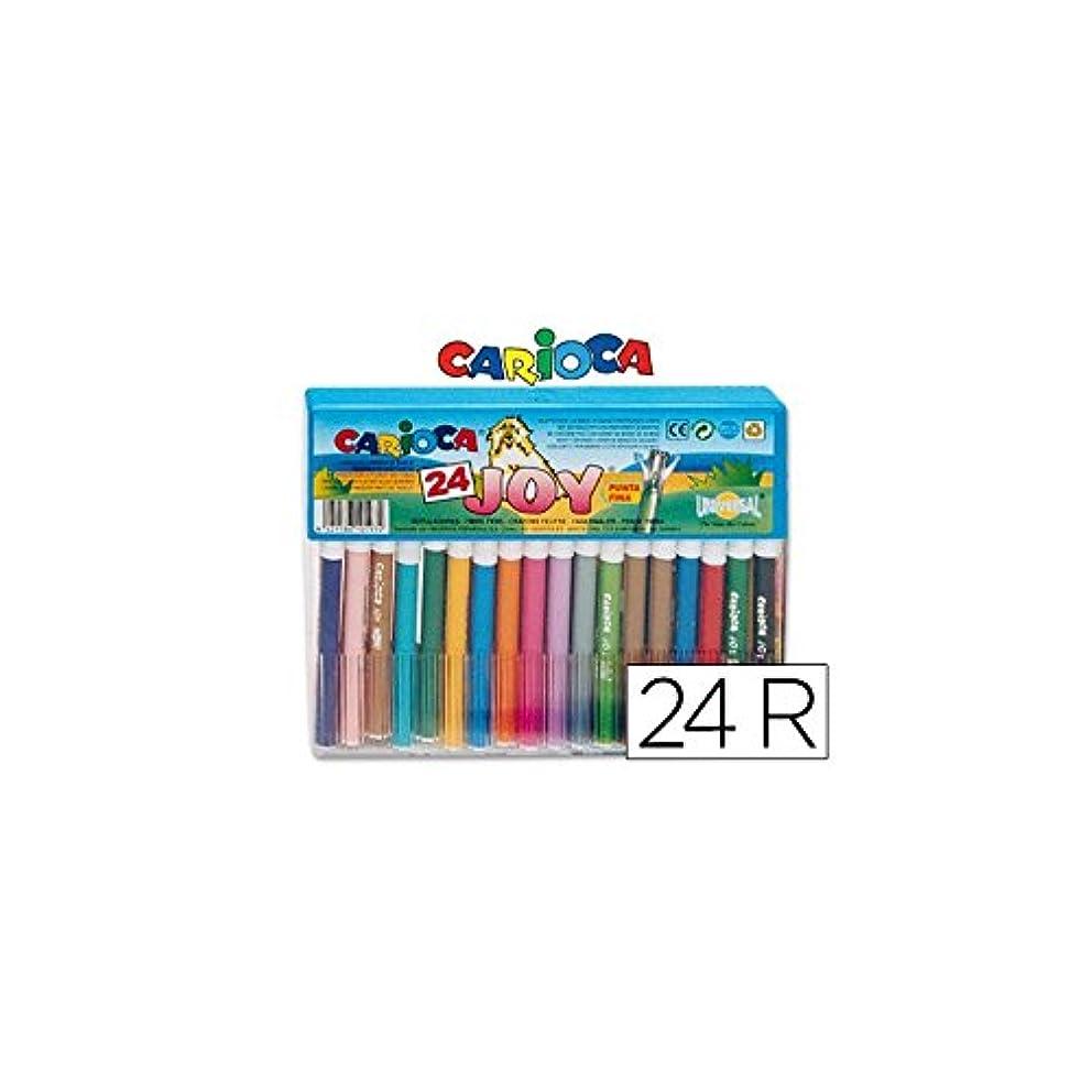 CA-RIO-CA Carioca?–?Box with 24?Pens (a11105024)