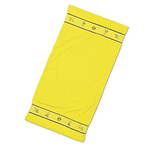 Borussia Dortmund BVB-Duschtuch für Kinder (70x140cm)