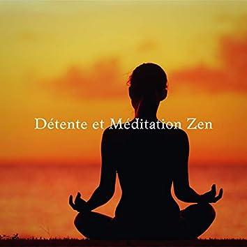 Détente et méditation zen