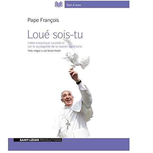 Loué sois-tu  audiobook cover art