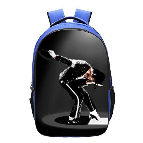 LXSH 3D Gedruckte Schultasche Kinderrucksack Für 6-12 Alte Kinder,D
