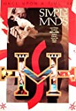 Simple Minds Poster Once Upon A Time 86New Hot 24x 36