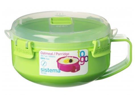 Sistema 9414207711125 lunchbox, 850 ml