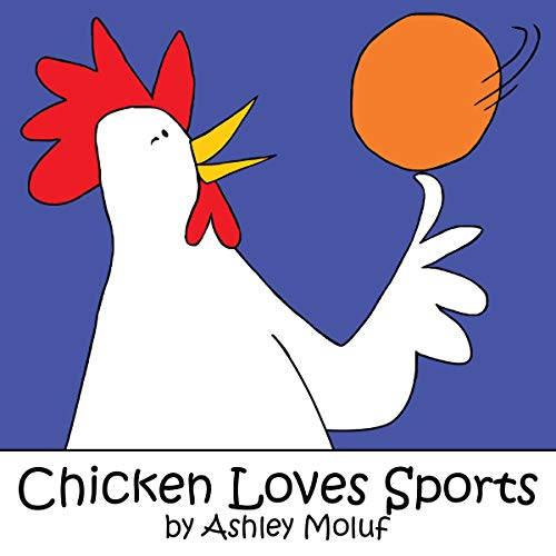 Chicken Loves Sports cover art