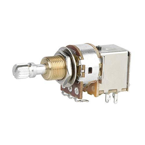 Dilwe Gitarre Volumen Potentiometer Töpfe, Musikinstrument-Zubehör Lautstärke-Schaltknopf für E-Gitarre