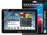 TECHGEAR [3 Pack] Protection d'Écran pour Galaxy Tab 2 10.1, Film de Protection Écran Ultra Clair...