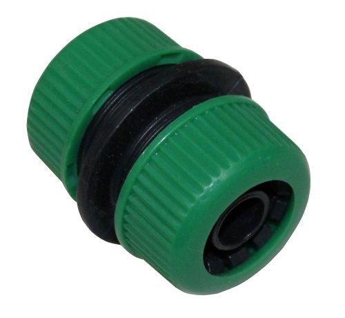 Aerzetix: tuinslang, verbinding, tuinslang, verbinder, tuinslangverlenging, koppeling 1/2 inch - 1/2 inch