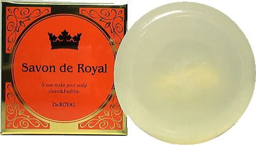 飼料ドレス銀Savon de Royal 最高級石鹸