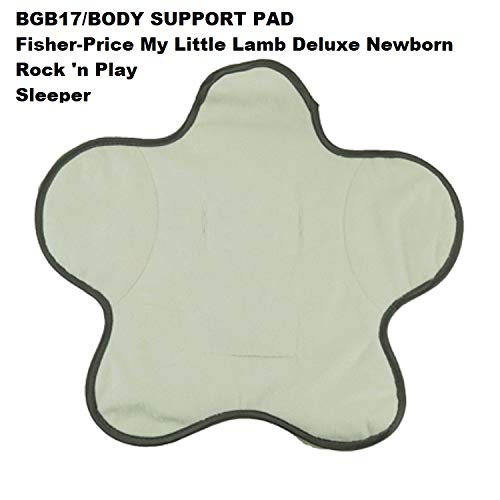 Why Choose Replacement Infant Body Support Insert Pad for Fisher-Price My Little Lamb Deluxe Newborn...
