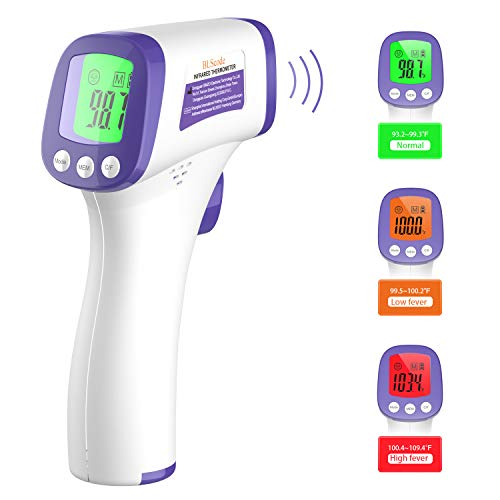 BLScode Thermometer for Adults