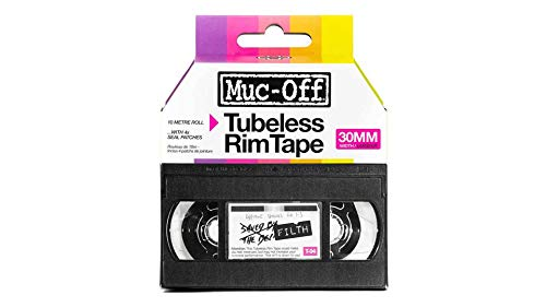 Muc Off 30 mm Tubeless Rim Tape Felgenband 10 m Rolle