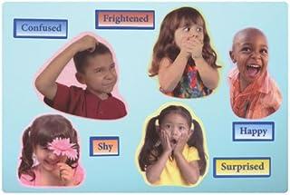 Classroom Emotions Felt Figures for Flannel Board