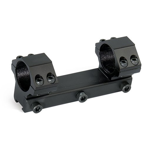 CenterPoint Optics CPM1PA-25H High Profile Integral Dovetail Mount, Fits Riflescopes With 1-Inch Tube