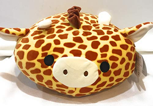 Squishmallows 12' Stackable Plush Pillow Animal (Giraffe)