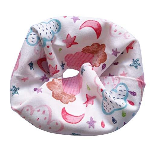 Baby katoenen sjaal herfst winter meisjes jongens O-ring slabbetjes kinderen sjaal baby nieuwe halsbanden kinderen sjaal magische bandana hoed spor