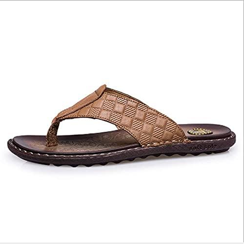 Fashion Thong Flip Flops Sandalias ultra ortopédicas para hombre con soporte de arco Pies planos Zapatillas cómodas Zapatillas de playa de verano para interiores y exteriores A prueba de golpes 🔥