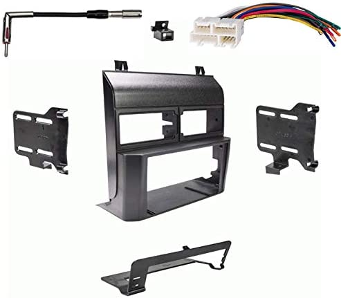 Metra 95-3000 2DIN Dash Kit w/Harness & Adapter for Select GM SUV/Trucks '88-'94
