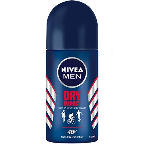 Nivea Men - Desodorante redondo, 50 ml