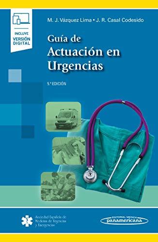 Guia de actuacion en urgencias (incluye version digital) (Incluye versión digital)