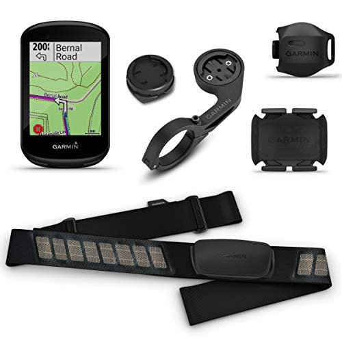 Garmin Edge 830 - Fahrradnavigator, für Erwachsene, Einheitsgröße, Farbe schwarz