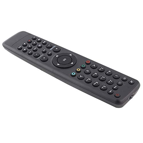 Qiancent Mando a Distancia Inteligente, Caja de TV de Repuesto Mando a Distancia Inteligente para Caja de televisión VU +, Adecuado para Caja de TV VU Plug and Play