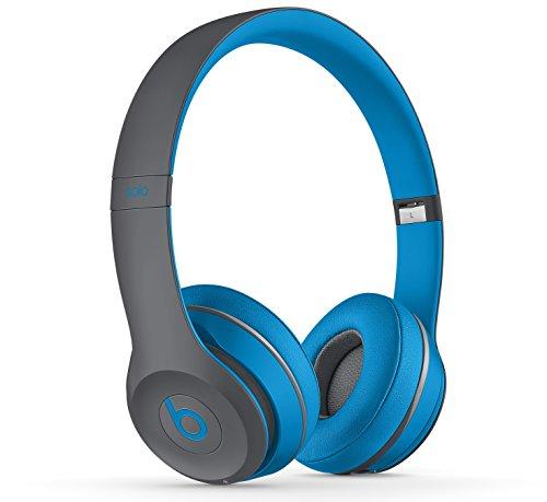 Beats by Dr. Dre Solo2 Cuffie Wireless On-Ear, Azzurro...
