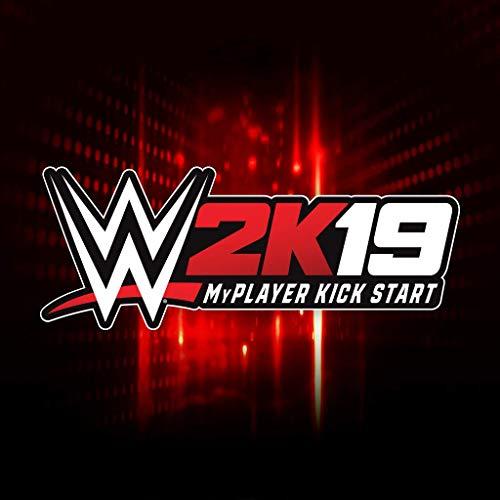 WWE 2K19 Myplayer Kickstart - PS4 [Digital Code]