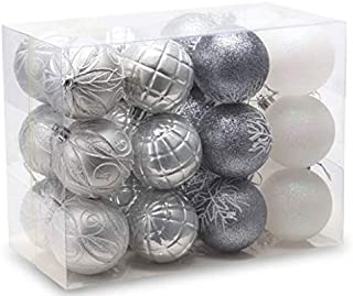 Best white bauble set Reviews