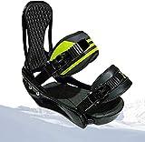 Tiyabdl Snowboard Fijaciones portátil, Junta de esquí...