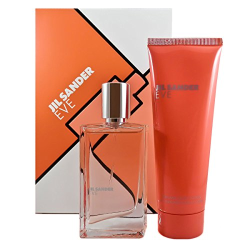 Jil Sander Eve femme/woman Set (Eau de Toilette, 30 ml + Körperlotion, 75 ml)