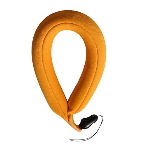 Bigbarry Feliz Cámara Flotante Impermeable Pulsera de la Correa for el Buceo natación Agua Accesorios Deportes Fácil (Color : Orange)