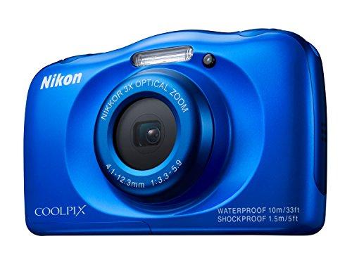 Nikon Coolpix S33 Fotocamera Digitale Compatta