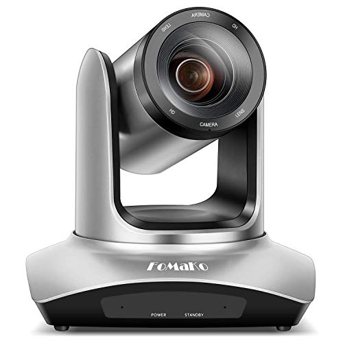 FoMaKo 20X Zoom HDMI USB PTZ Conference Room Camera Video Conferencing System FMK20UH