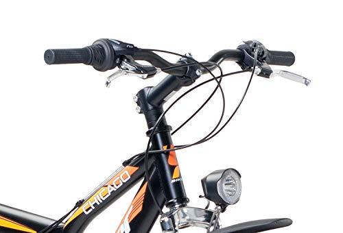 tretwerk DIREKT gute Räder Leader Chicago Street Disc 28 Zoll ATB, Jungen-Herren-Fahrrad - 3