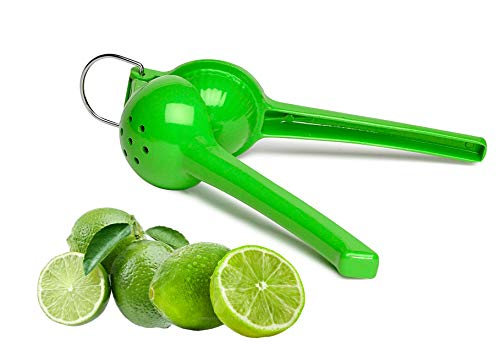 IMUSA USA J100 -00285 Lime Squeezer, Green (J100 - 00285)