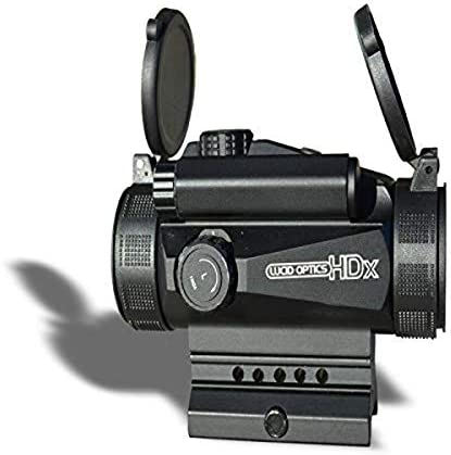 LUCID HDX Red Dot Sight Black product image