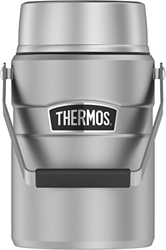 Thermos Stainless King 47 Ounce Vacuum Insulated Food Jar...