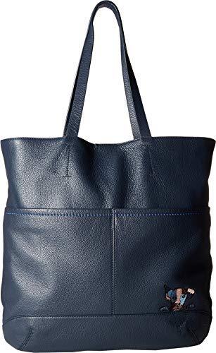 ED Ellen DeGeneres Damen Handtasche Alde, Blau (lagoon), Einheitsgröße