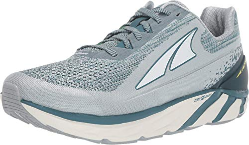 ALTRA Women's Torin 4 Plush Road Running Shoe, Gray - 6 M US
