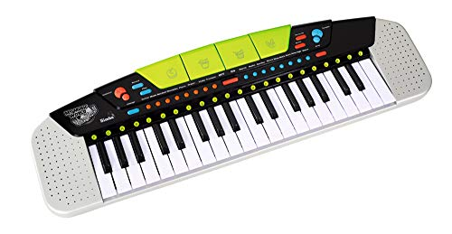 Simba 106835366 - My Music World Keyboard Modern Style 54 x 17 cm