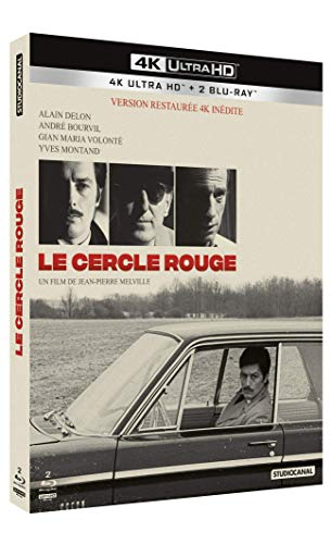 Le cercle rouge 4k ultra hd [Blu-ray] [FR Import]