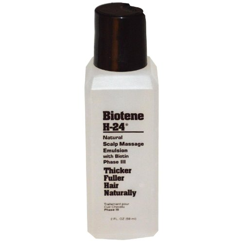 Mill Creek Biotene H-24 Natural Scalp Massage Emulsion - 2 fl oz - Pack of 1 by Mill Creek