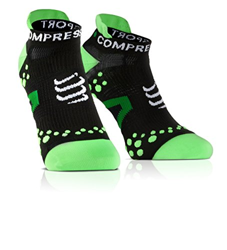 COMPRESSPORT Run Lo - Calcetín de Running Unisex,...