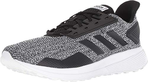 Zapatillas de running Adidas Duramo 9, para hombre, Negro (Núcleo negro/Core negro/blanco...