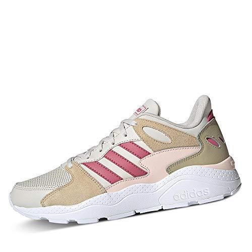 adidas Damen CRAZYCHAOS Sneaker, Alumin/Gratra/Matros, 40 EU