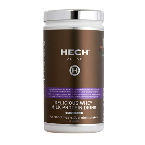 HECH Active Delicious Whey Milk Protein Choclate, 500 g
