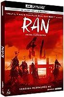 Ran [4K Ultra HD + Blu-Ray]