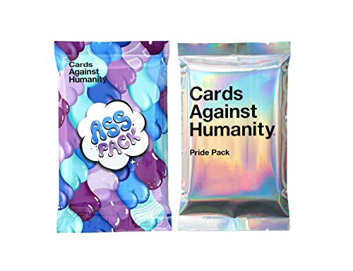 Cards Against Humanity Ass & Pr…
