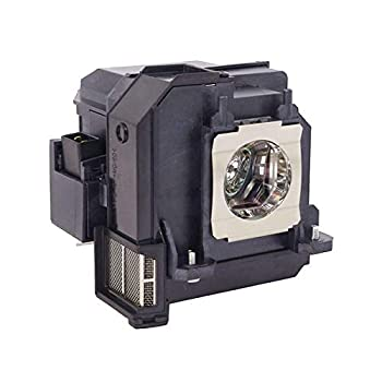 Emazne ELPLP91 Premium Projector Replacement Compatible Lamp with Housing for BrightLink 685Wi BrightLink 695Wi EPSON EB-680S EB-685W EB-685Wi EB-685WS EB-695Wi EB-695WIE PowerLite 680 PowerLite 685W